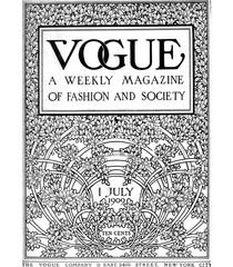 vogue 1stcover